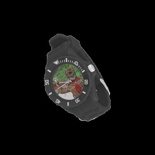 Cat Scout Salute Watch Sport Rubber Strap Watch(Model 301)
