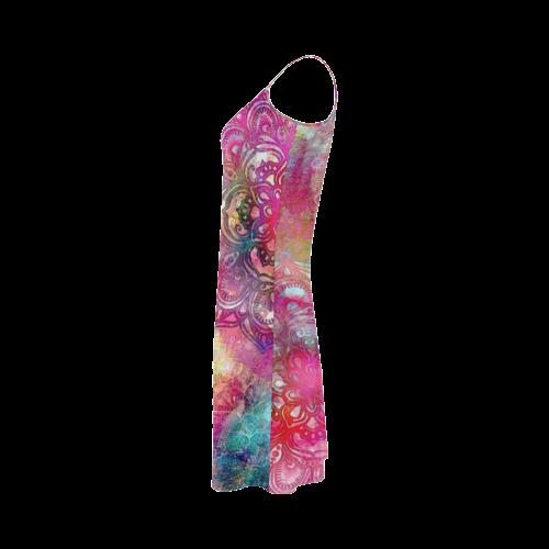Mandala Visions Alcestis Slip Dress (Model D05)