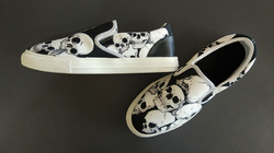 Slip-on Canvas Shoes for Kid (Model 019)