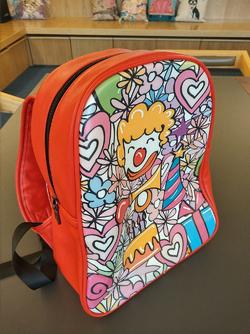 School Backpack (Model 1601)(Medium)