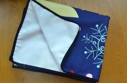 Hooded Blanket 80''x56''