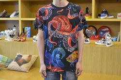 New All Over Print T-shirt for Men (Model T45)