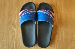 Women's Slide Sandals (Model 057)