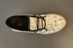 Women's Nubuck Chukka Boots (Model 2402)