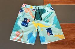 Men's All Over Print Casual Shorts (Model L23)