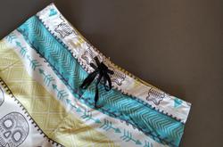 Men's All Over Print Board Shorts (Model L16)
