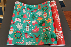 """Gift Wrapping Paper 58""""x 23"""" (5 Rolls)"""