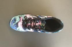 Lyra Women's Running Shoes/Large (Model 058)