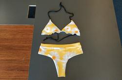 Stringy Selvedge Bikini Set (Model S11)