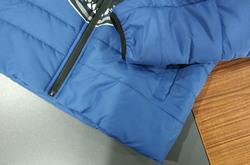 Men's Stand Collar Padded Jacket (Model H41)