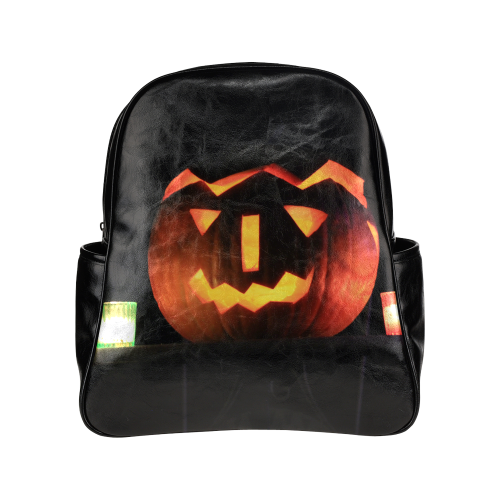 Halloween20160805 Multi-Pockets Backpack (Model 1636)