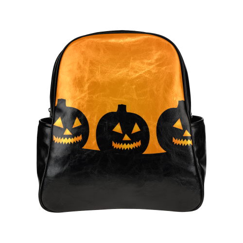 Halloween20160804 Multi-Pockets Backpack (Model 1636)