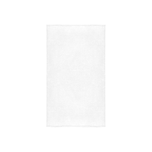 "Tropical Leaf Monstera Plant Pattern Custom Towel 16""x28"""
