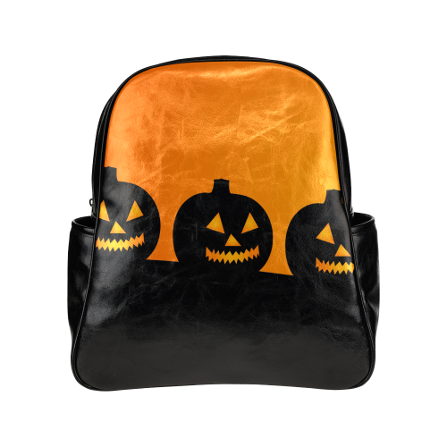 Halloween20160803 Multi-Pockets Backpack (Model 1636)