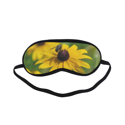Black Eyed Susan Sleeping Mask Sleeping Mask