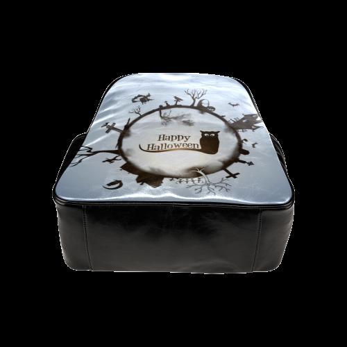 Halloween20160806 Multi-Pockets Backpack (Model 1636)