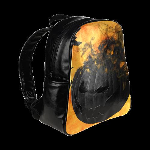 Halloween20160823 Multi-Pockets Backpack (Model 1636)