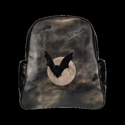 Halloween20160813 Multi-Pockets Backpack (Model 1636)