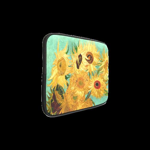 Van Gogh Sunflowers Custom Laptop Sleeve 14''