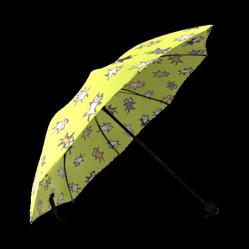 Lots of Cats Foldable Umbrella
