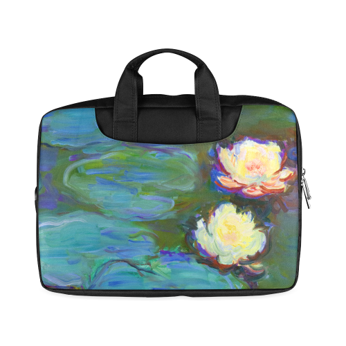 "Monet Water Lilies Macbook Air 11""(Twin sides)"