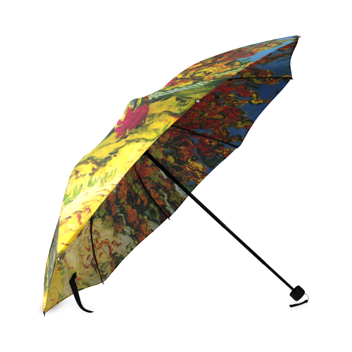 Van Gogh Mulberry Tree Foldable Umbrella
