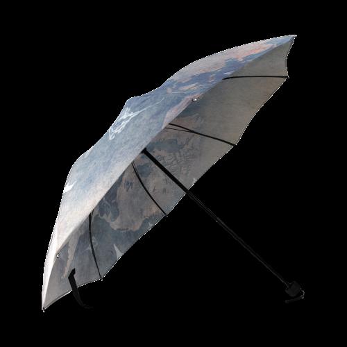 World map 26 foldable umbrella id d626058 world map 26 foldable umbrella gumiabroncs Gallery