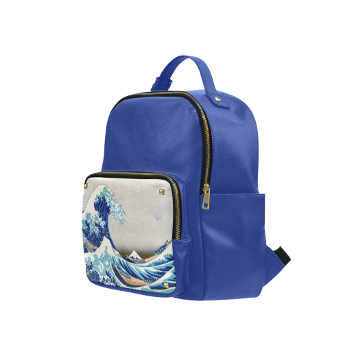 Great Wave Off Kanagawa Hokusai Campus backpack/Large (Model 1650)