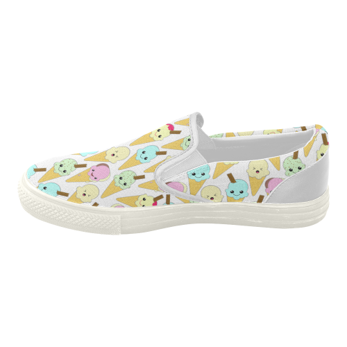 Slip-on Canvas Shoes (Model 019