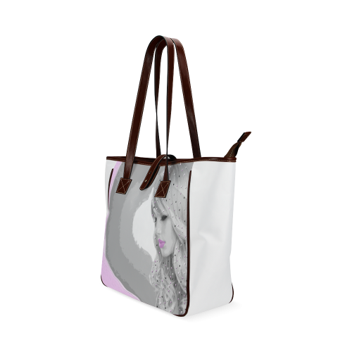 Angel Classic Tote Bag (Model 1644)