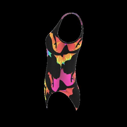 RAINBOW ARIEL Vest One Piece Swimsuit (Model S04)