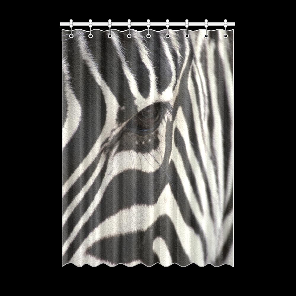 Zebra window curtain 52 x 72 one piece id d692709 for 12 x 72 window