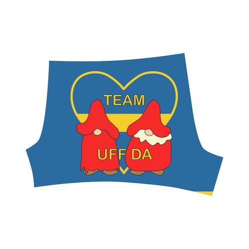 Team Uff Da Swedish Uff Da Gnomes Tomte Nisser Briseis Skinny Shorts (Model L04)