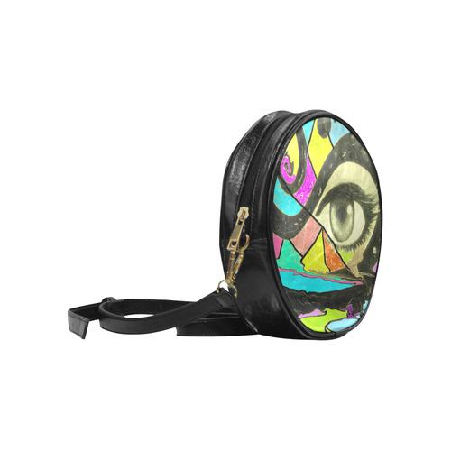 VELA Round Sling Bag (Model 1647)