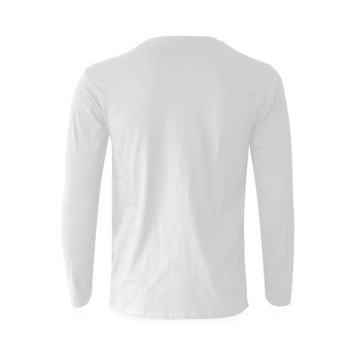 Vela Sunny Men's T-shirt (long-sleeve) (Model T08)