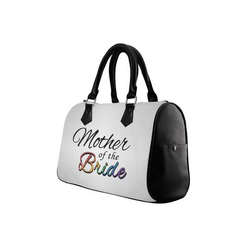 "Rainbow ""Mother of the Bride"" Boston Handbag (Model 1621)"