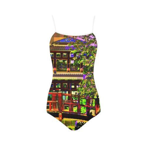 VELA Strap Swimsuit ( Model S05)