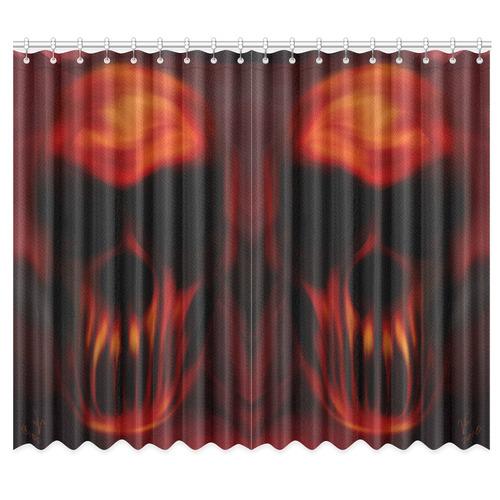 "Insanity curtain set Window Curtain 50""x84""(Two Piece)"