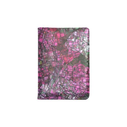 fantasy city maps 1 Custom NoteBook A5
