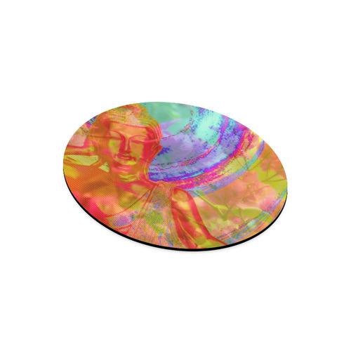 VELA Round Mousepad