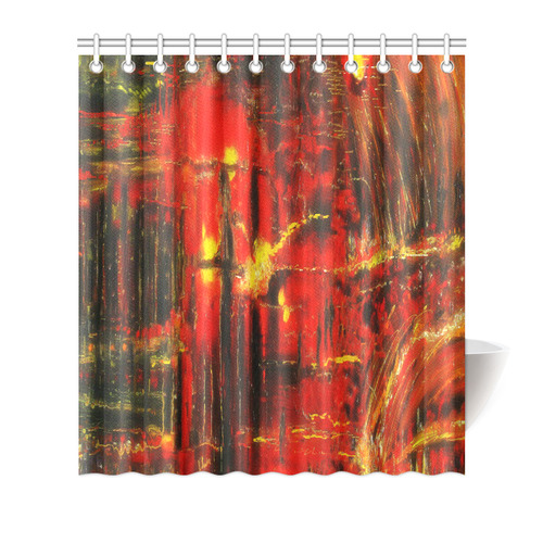 "VELA Shower Curtain 66""x72"""