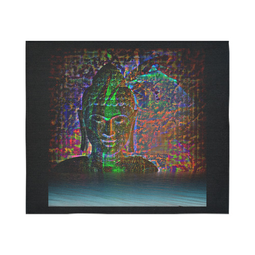 "VELA Cotton Linen Wall Tapestry 60""x 51"""
