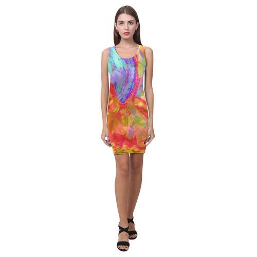 VELA Medea Vest Dress (Model D06)