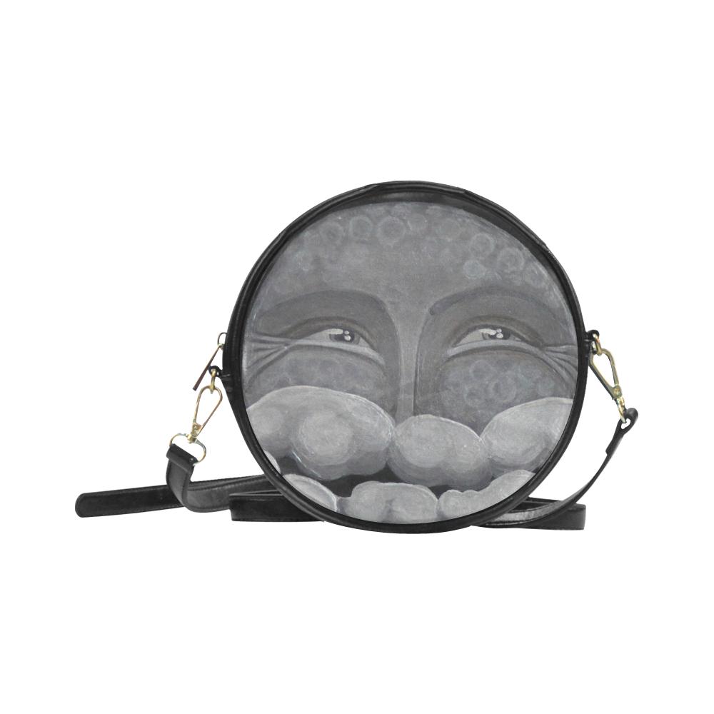 Celestial #7 Round Sling Bag (Model 1647)