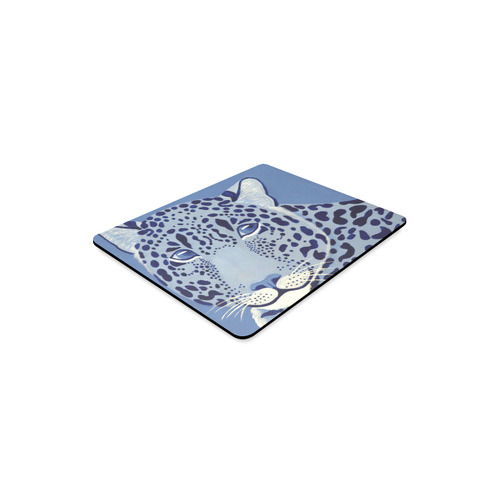 Ultramarine Jaguar Rectangle Mousepad