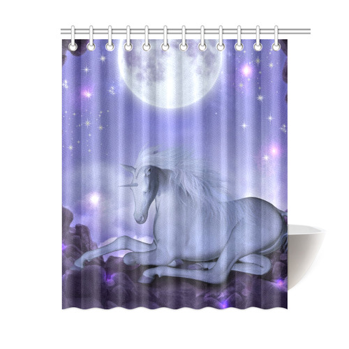 Unicorn Shower Curtain 60x72