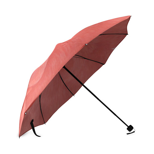 Vermillion Bear Foldable Umbrella
