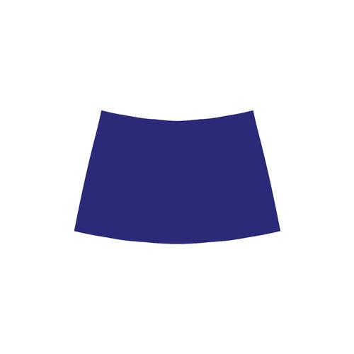 Royal Blue Regalness Chryseis Sleeveless Pleated Dress(Model D07)