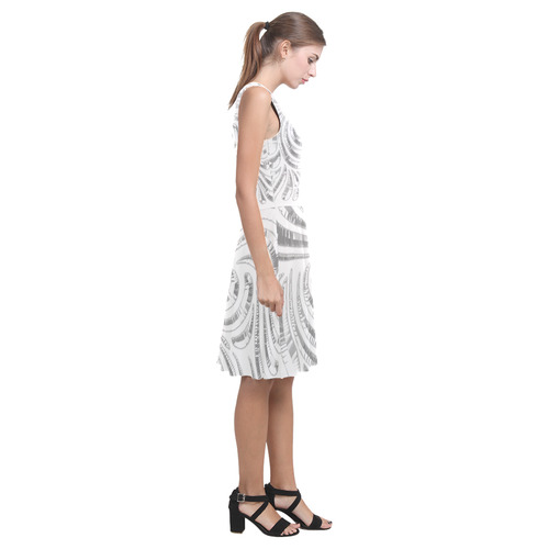 Ivory Spledor Atalanta Casual Sundress(Model D04)