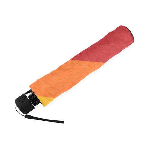 Rainbow Pride Flag Foldable Umbrella (Model U01)